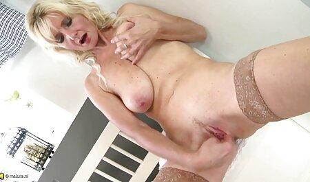 BBC Anal film porno amateur francais avec Mandingo fait gicler Raven Hart